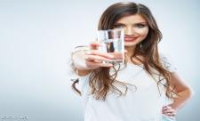 میزان دریافتی مایعات مصرفی در طول باردار