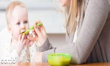 زمان شروع  غذاهاي کمکی  براي کودك