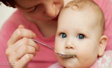 طرز تهیه غذای کمکی کودک