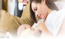 وضعیت مادر هنگام شیردادن چگونه باید باشد