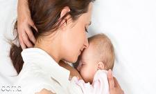 در صورت بروز گرفتگی در سینه مادر چه باید