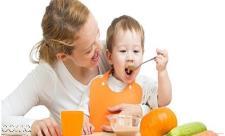 مادران کودکان کم اشتها صبور باشند
