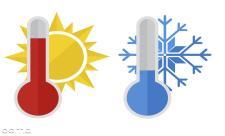 علت سردی و گرمی بدن در زمان پریود و بارد