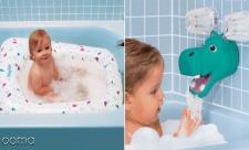 چندبار در هفته نوزاد به حمام برود؟