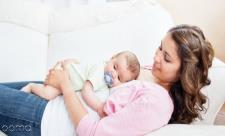 غذای مخصوص  مادران هنگام شیر دادن به نوز