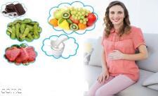 در ماه اول بارداری چه بخوریم؟