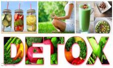 رژیم سم زدایی بدن, 5 ماده غذایی مفید