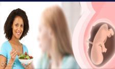 برای وزن گیری جنینی چه بخوریم؟