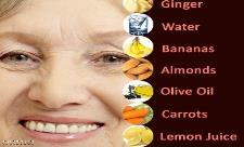 درمان طبیعی چروک دور چشم