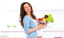 رژیم گیاهخواری در بارداری