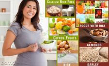 تغذیه در ماه هفتم بارداری