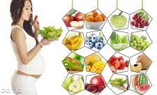 بهترین میوه در دوران بارداری