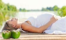 11 خاصیت نارگیل در بارداری