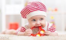 علائم دندان در آوردن نوزاد- طبیعی یا غیر