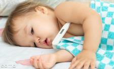 تب در نوزادان چند درجه است؟