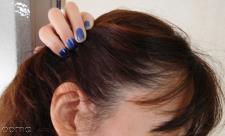 7 علت و 12 راه جلوگیری از سفید شدن مو