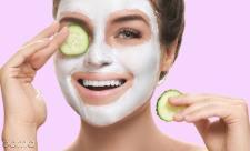 4 نوع ماسک صورت خانگی : آسان، سریع و موث