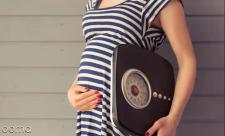 جلوگیری از افزایش وزن در بارداری