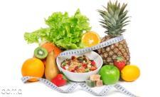 9 نکته برای داشتن رژیم غذایی سالم و تناس