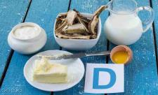 برای کمبود ویتامین d چه بخوریم؟