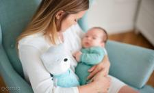نحوه استفاده از صدای سشوار برای نوزاد
