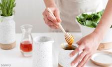 درمان معده درد با عسل