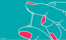 نحوه تشخیص مخاط دهانه رحم در تخمک  گذاری