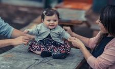 زمان و نحوه نشستن نوزاد