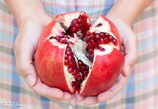 خوردن انار در دوران شیردهی