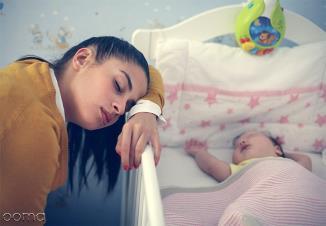 دفعات شیر خوردن نوزاد در شب