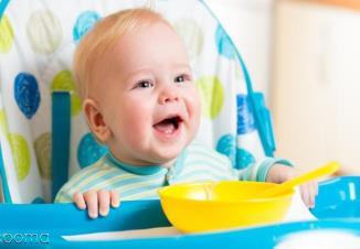 طرز تهیه فرنی برای نوزاد چگونه است؟