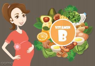 زمان و مقدار مصرف ویتامین ب6  در بارداری
