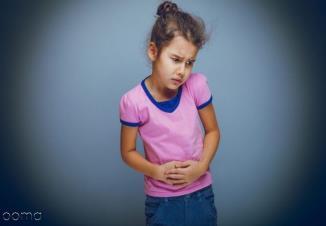 نام شربت دل درد کودکان