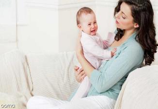 درمان سکسکه نوزاد با 4 روش ساده