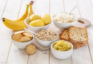 نمونه یک رژیم غذایی  در اسهال کودکان