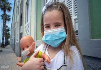 کروناویروس در کودکان و نوزادان
