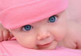 رنگ چشم نوزاد کی معلوم میشود؟