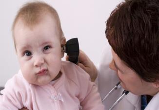 تشخیص کم شنوایی در کودکان و نوزادان