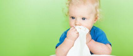 گرفتگی بینی نوزاد