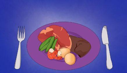 کالری و مقوی شدن شیر مادر