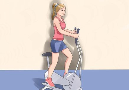 دستگاه ورزشی پس از سزارین