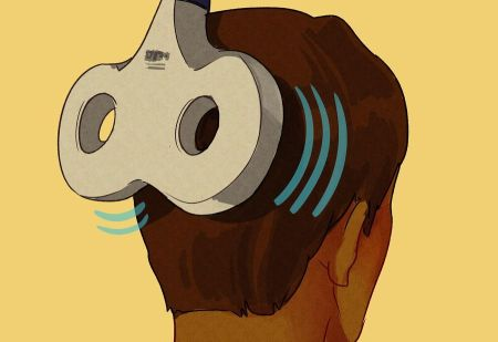شوک الکتریکی در مغز