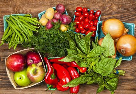 میوه و سبزی و بارداری