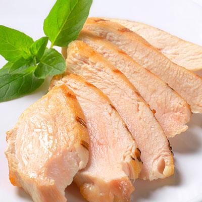 سینه مرغ و پروتئین