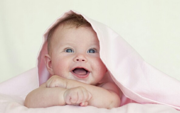 نوزاد دو ماهه