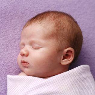 هفته چهارم نوزاد یک ماهه