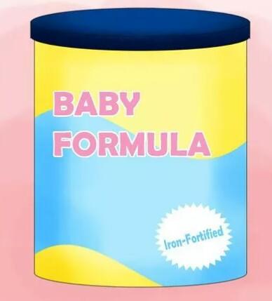 حساسیت به شیر خشک و نفخ شکم