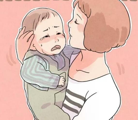 آرام کردن نوزاد برای بهبود نفخ شکم