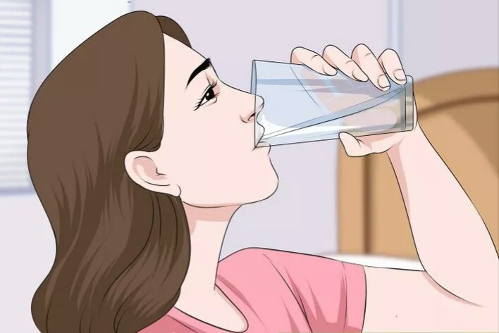 مصرف آب در حین شیردهی