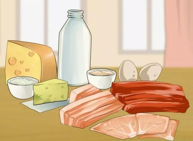 مصرف پروتئین حین شیردهی
